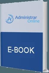 capa ebook Administrar Online - Terceirização do Financeiro - BPO Financeiro