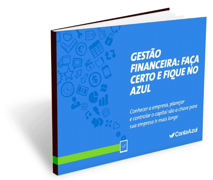 e-book Gestão Financeira: Faça certo e fique no azul - Administrar Online - Terceirização do Financeiro - BPO Financeiro