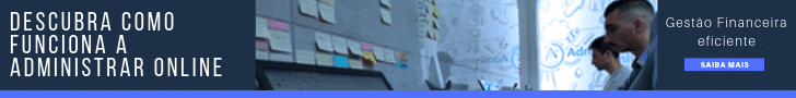 Anúncio do Blog da Administrar Online - Descubra como funciona - Terceirização do Financeiro - BPO Financeiro