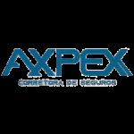 Logo Axpex Corretora